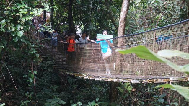 Serunya Berwisata Sambil Belajar Kebudayaan di Mari Mari Culture Village, Sabah (77055)