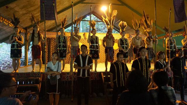 Serunya Berwisata Sambil Belajar Kebudayaan di Mari Mari Culture Village, Sabah (77060)
