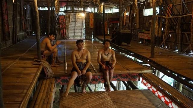 Serunya Berwisata Sambil Belajar Kebudayaan di Mari Mari Culture Village, Sabah (77059)