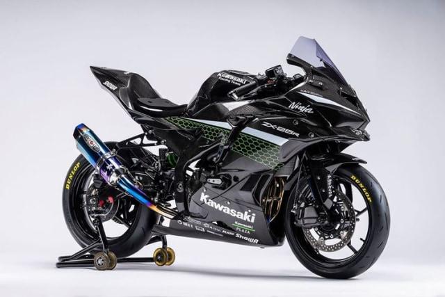 Kawasaki Ninja 250 4-Silinder Versi Balap