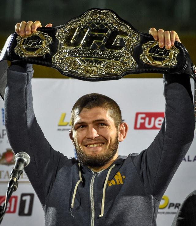 Khabib Nurmagomedov: UFC Akan Terus Mengejarku, Ini tentang Uang (9958)