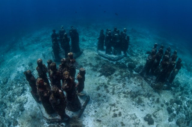 5 Museum Bawah Laut Terunik Dunia, Salah Satunya di Bangkai Kapal Abad ke-5 SM (1)
