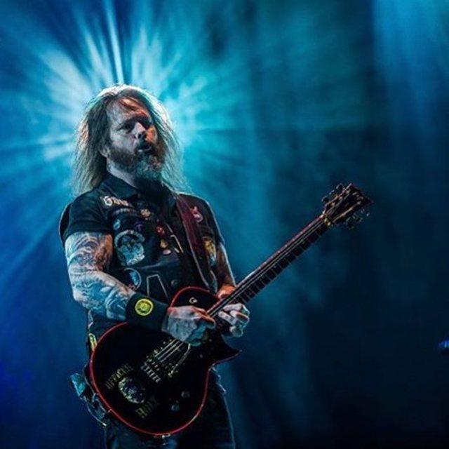 Baru Dinyatakan Positif COVID-19, Gitaris Slayer Gary Holt Mengaku Sudah Sembuh  (81955)
