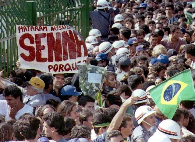 Senna: Menyaksikan Kehidupan dan Kematian sang Juara Formula 1 dari Dekat Sekali (137220)