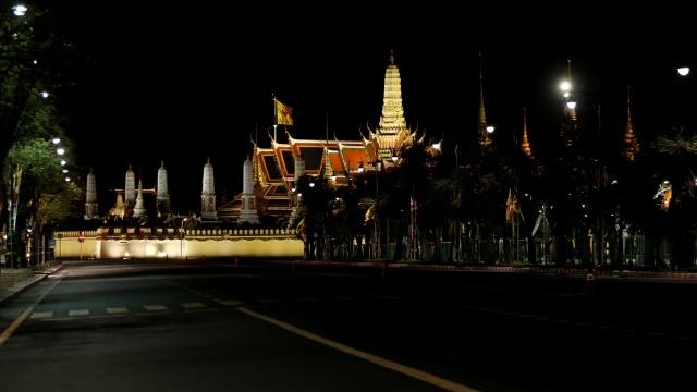 Hadapi Lonjakan Virus Corona, Thailand Segera Berlakukan Pembatasan (26237)