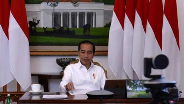Jokowi Minta Kurva Corona Turun Akhir Mei, Faktanya Malah Naik Bak 'Gunung Gede' (126701)