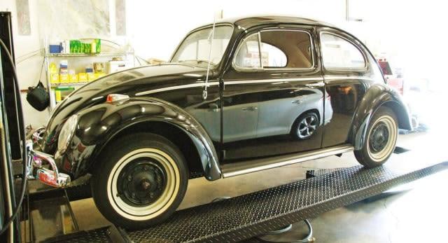 Modal Rp 3 Juta untuk Restorasi, Mobil Klasik Ini Laku Rp 500 Juta (3453)