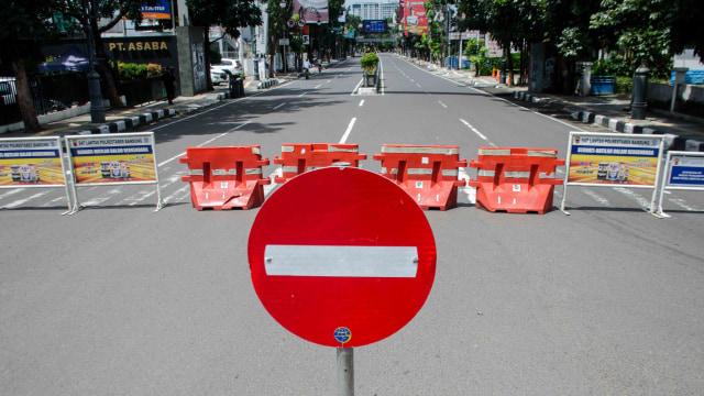 Ingat, Beberapa Ruas Jalan di Bandung Ditutup Mulai Jam 6 Sore! (279934)