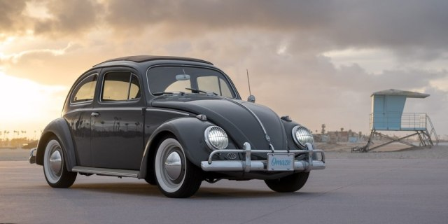 Modal Rp 3 Juta untuk Restorasi, Mobil Klasik Ini Laku Rp 500 Juta (3454)