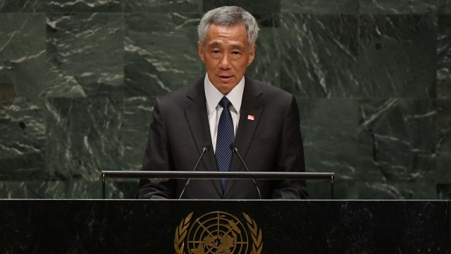 PM Singapura: Pemimpin Militer Myanmar Tak Menentang Bantuan ASEAN (982135)