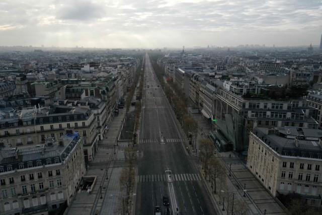 Kasus Corona di Prancis Melonjak Lagi, Pasien ICU Meningkat dalam 3 Pekan (4004)