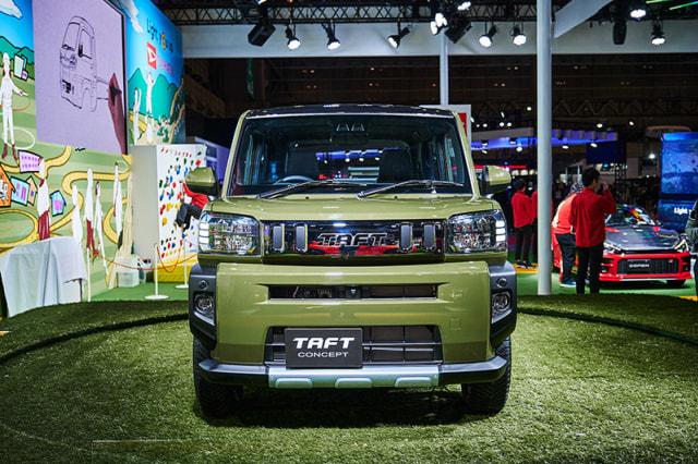 Antara Daihatsu Taft dan Suzuki Jimny, Mana yang Dipilih? (76571)