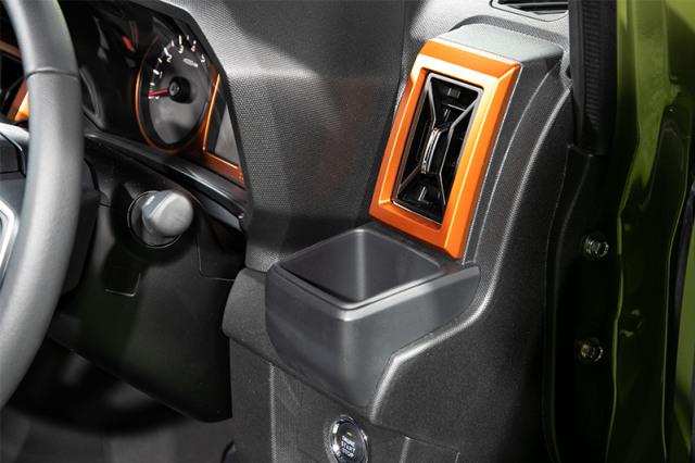 Foto: Detail Daihatsu Taft Concept 2020, Alternatif Baru Selain Jimny (33137)