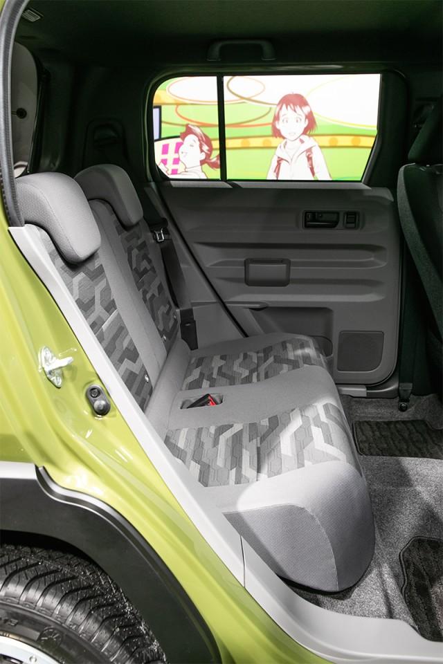 Foto: Detail Daihatsu Taft Concept 2020, Alternatif Baru Selain Jimny (33134)