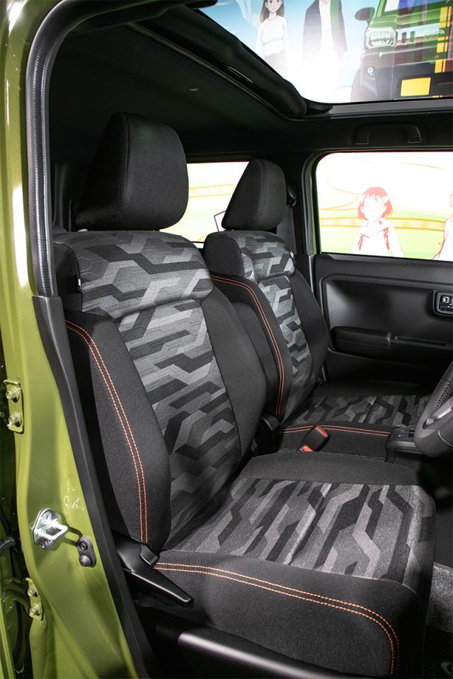 Foto: Detail Daihatsu Taft Concept 2020, Alternatif Baru Selain Jimny (33133)