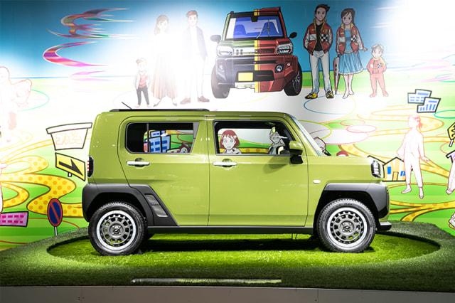 Daihatsu Taft Reborn Akan Meluncur ke Indonesia Bareng Rocky? (1076541)