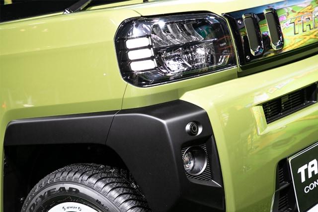 Foto: Detail Daihatsu Taft Concept 2020, Alternatif Baru Selain Jimny (33124)
