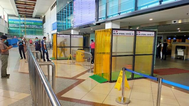 Tarif Rapid Test dan Swab Test di Bandara Ngurah Rai hingga Juanda (335000)