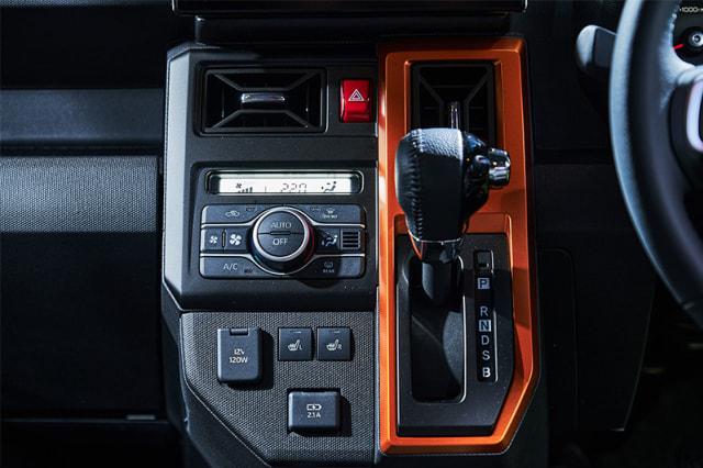 Foto: Detail Daihatsu Taft Concept 2020, Alternatif Baru Selain Jimny (33144)