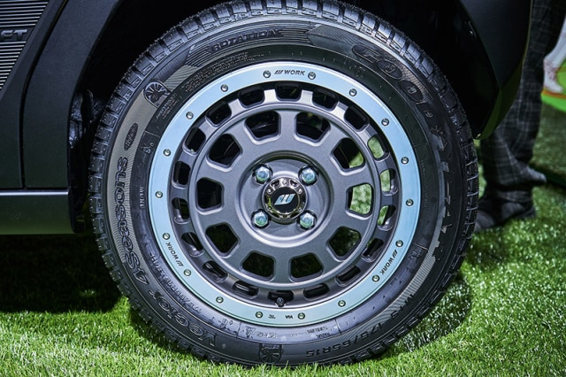 Foto: Detail Daihatsu Taft Concept 2020, Alternatif Baru Selain Jimny (33142)