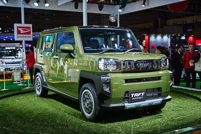 Daihatsu Taft Reborn Akan Meluncur ke Indonesia Bareng Rocky? (1076538)