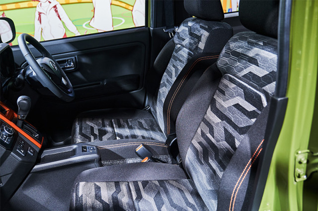 Foto: Detail Daihatsu Taft Concept 2020, Alternatif Baru Selain Jimny (33141)
