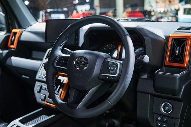 Foto: Detail Daihatsu Taft Concept 2020, Alternatif Baru Selain Jimny (33140)