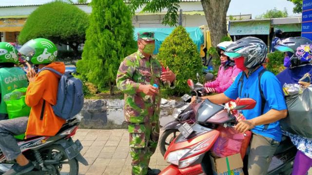 Pengendara Surabaya, Wajib Masuk Posko