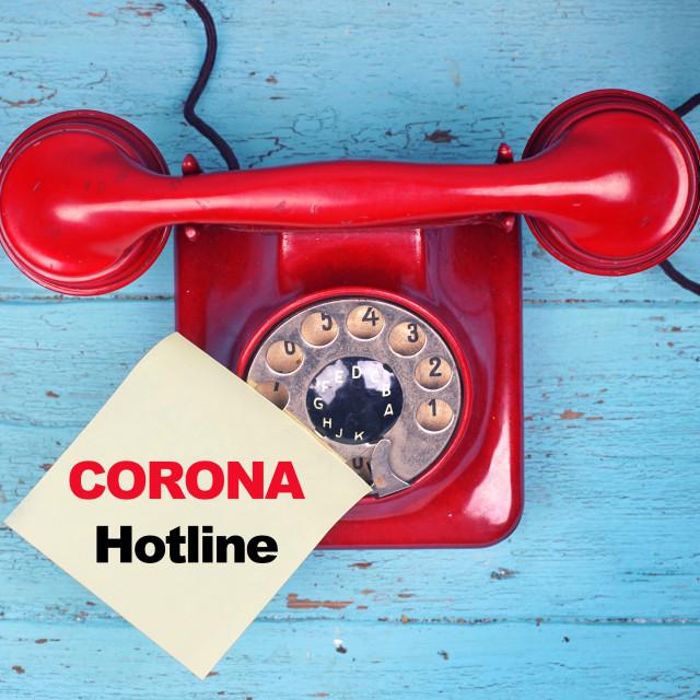Hotline Corona Nasional (1277087)