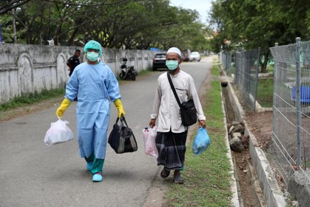 Video: Pesan dari Pasien Sembuh COVID-19 di RSUDZA Banda Aceh (52755)