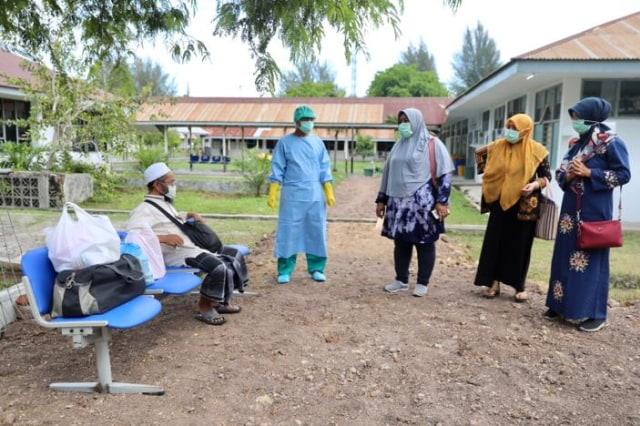Video: Pesan dari Pasien Sembuh COVID-19 di RSUDZA Banda Aceh (52756)