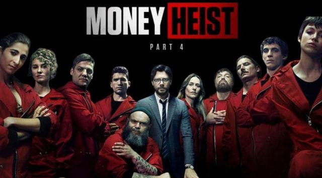 Spoiler Alert) Review Serial Money Heist Season 4 - kumparan.com
