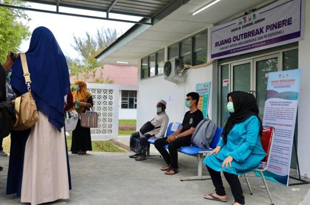 Pasien Positif Corona di Aceh Tinggal Satu Orang (37147)