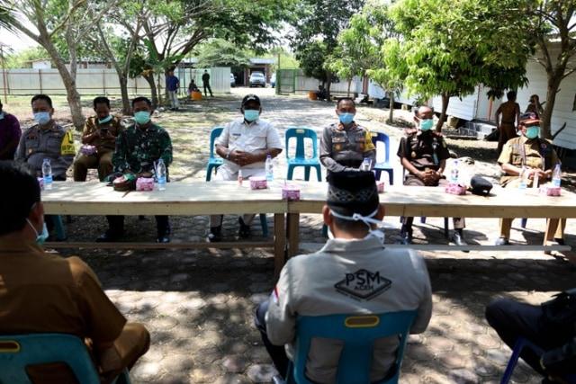 ODP COVID-19 di Aceh Utara Akan Dikarantina di Eks Shelter Rohingya (538371)
