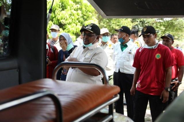 ODP COVID-19 di Aceh Utara Akan Dikarantina di Eks Shelter Rohingya (538372)