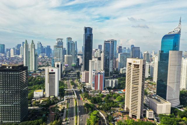 Cuaca Hari Ini: Langit Jakarta Diprediksi Cerah Berawan  (332095)