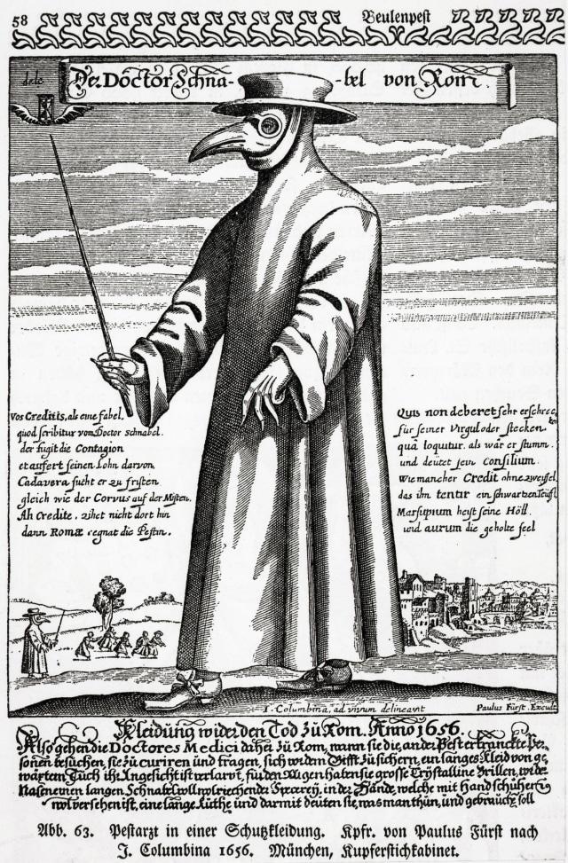 'L'histoire se Répète': Dari Black Death ke COVID-19 (264505)