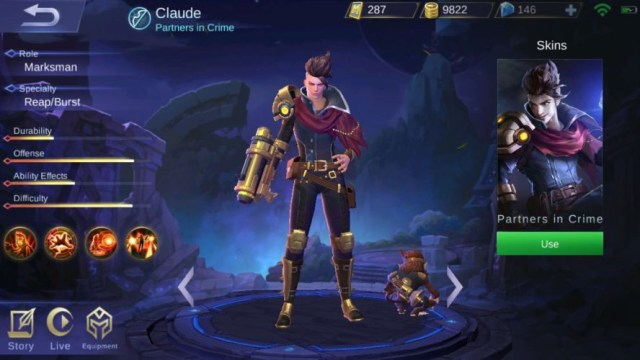 4 Hero Terkuat Mobile Legends Edisi April 2020 (26010)
