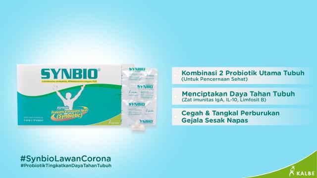 Pentingnya Probiotik untuk Tingkatkan Daya Tahan Tubuh Saat Corona (383323)