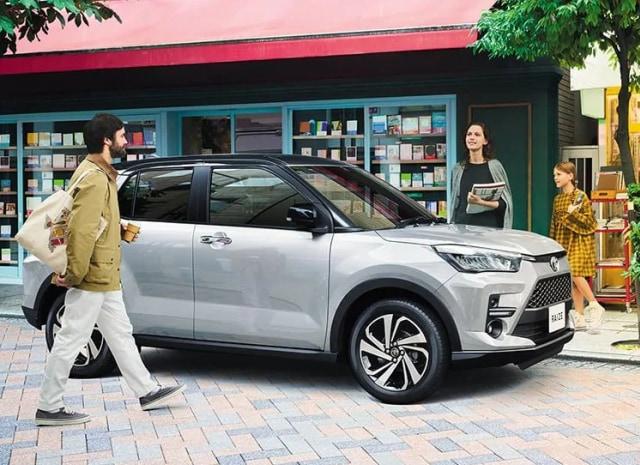 4 Mobil Baru Toyota Meluncur Lagi Tahun Ini, Termasuk Raize? (249134)