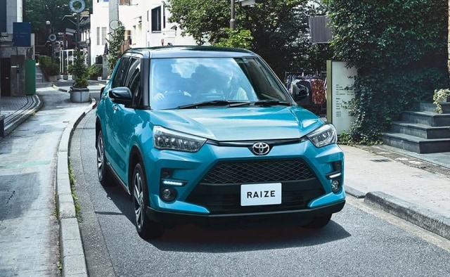 4 Mobil Baru Toyota Meluncur Lagi Tahun Ini, Termasuk Raize? (249135)