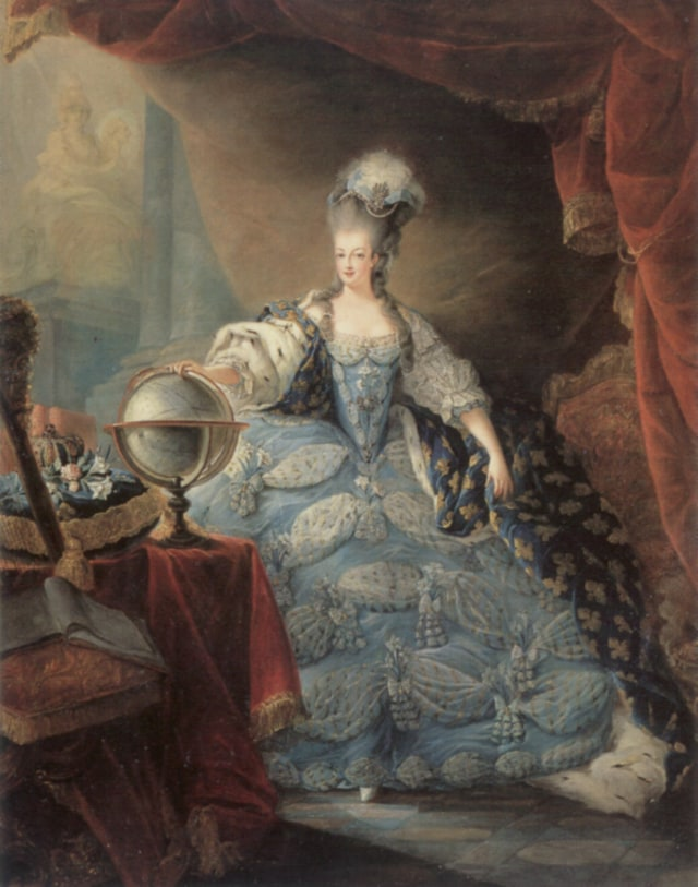 Penampakan Sepatu Lusuh Ratu Prancis Marie Antoinette yang Dilelang Rp 730 Juta (869455)