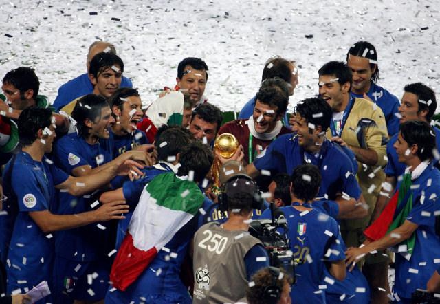 Kisah Mauro Camoranesi, Bocah Argentina yang Bawa Italia Juarai Piala Dunia (64869)