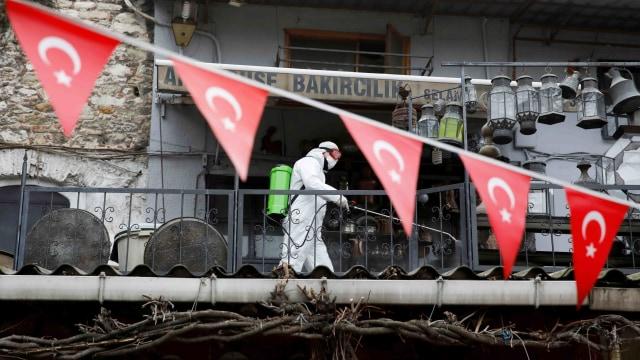 Turki Laporkan 5.532 Kasus Harian Corona dalam 24 Jam, Tertinggi Selama Pandemi (155561)