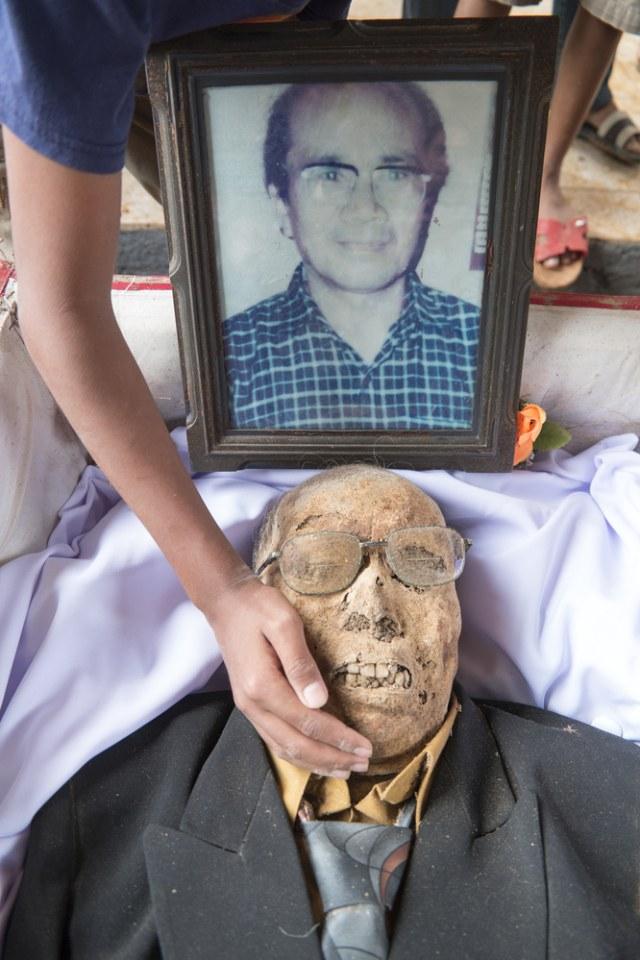Mengenal Ma'Nene, Ritual Mengganti Pakaian Mayat di Toraja, Sulawesi Selatan (596486)