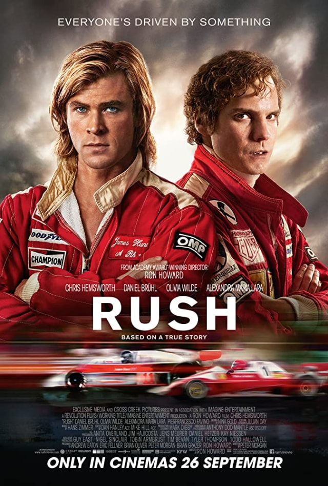 Sinopsis Film Rush, Tayang Malam Ini di Bioskop Trans TV (44719)