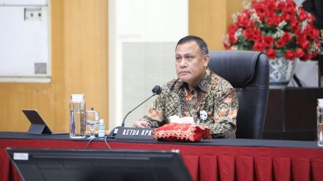 KPK Arahkan Pemda soal Pengadaan saat Corona: Jangan Ragu Selama Tak Korupsi (9309)