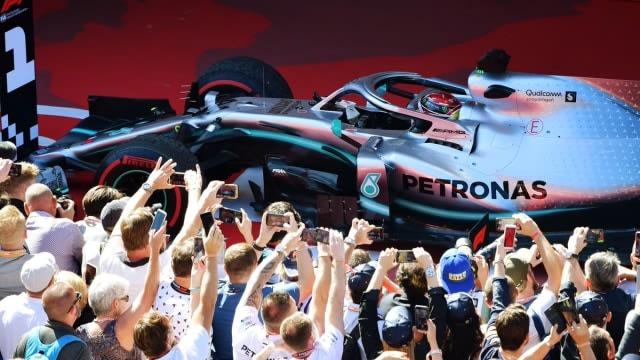 F1: Tim Mercedes Ubah Pabrik Mesin Jadi Pabrik Alat Kesehatan (520797)