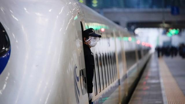 China Luncurkan Kereta Api Berkecepatan Tinggi, Kecepatannya Seperti Pesawat (58759)