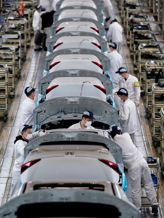 Terdampak Corona, China untuk Pertama Kali Tak Patok Target Pertumbuhan Ekonomi (109578)